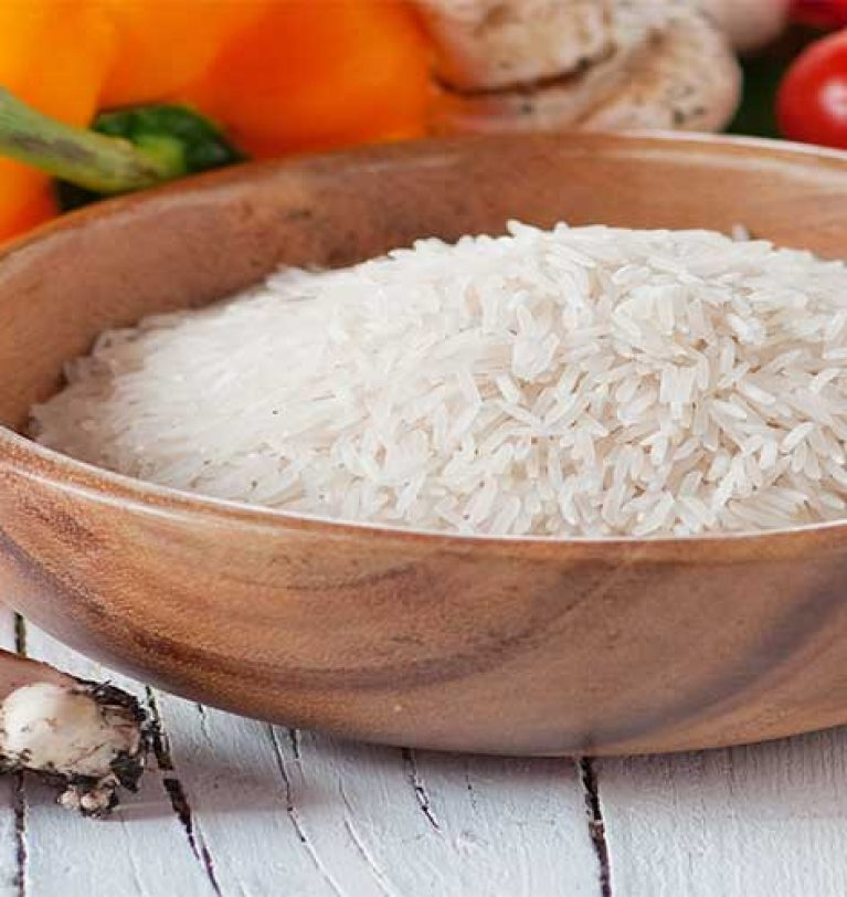 History of Organic Rice